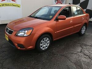 2011 Kia Rio EX, 5-Speed Manual, Power Group, Heated Seats