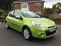 2010 RENAULT CLIO I-MUSIC 1.2 16v ** ONLY 55,000 MILES ** ALL MAJOR CARDS ACCEPTED