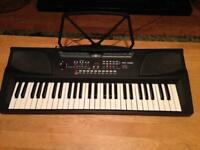 Electronic Keyboard with sound effects