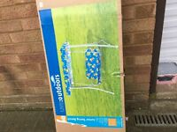 Kids garden swing seat brand new in box