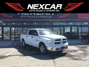 2017 Dodge Ram 1500 CREW CAB OUTDOORS MAN PKG 4X4 ONLY 25K