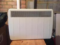Dimplex 1000W wall hanging panel heater (PLX 1000 TI)
