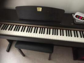 Yamaha Clavinova digital piano -Now sold