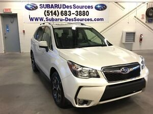 2015 Subaru Forester 2.0 XT Touring Toit