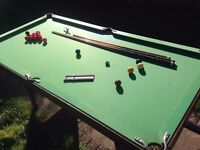 snooker/pool table £50 - Offers