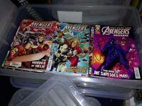 Marvel Comics Avengers Universe 202 issues