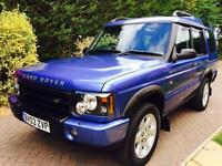 Land Rover discovery td5 2003 ES (88,000 miles)