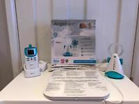 Angelcare AC410 Movement and Sound Baby Monitor
