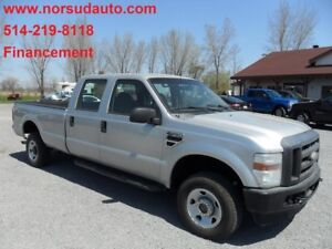 2009 Ford Super Duty F-250 SRW XL Super Duty