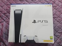Playstation 5 (PS5) - brand new
