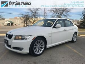 2011 BMW 3 Series 323i - Auto-Sn roof-Leather