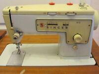 Singer 413 sewing machine