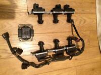 SKYLINE GTST GTR RB20 RB25 DET coilpacks amp r32 r33