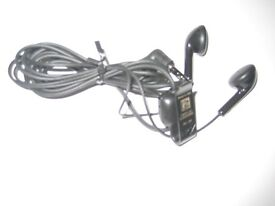 Nokia WH 102 Black Stereo Headset