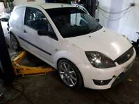 Ford Fiesta 1.4 TDCI Van stripping for spares