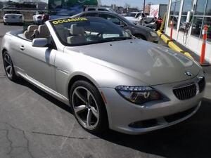 2008 BMW 650i /navi/bluetooth