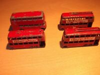 4 small buses