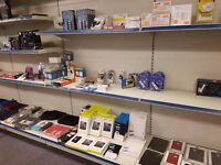 Retail Shop Racking Shelving