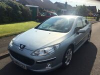 Peugeot 407 SE 2.0 HDI 102K MILES DRIVE AWAY NOISY DUAL MASS FLYWHEEL MOTED
