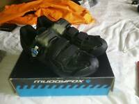Cycling shoes (spd)
