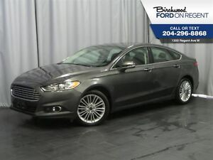 2016 Ford Fusion SE AWD *Leather/Nav/Moonroof*