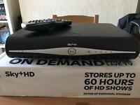 Sky + HD Box - Nearly New