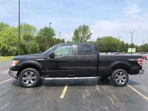 2013 Ford F-150 XLT 4x4/LEATHER/BLUETOOTH/POWER GROUP