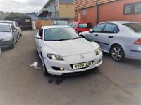 Rx-8 40th Anniversary Rare Car only 400 in UK 35k Miles! 228 BHP Stock