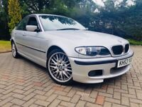 BMW 330i E46 2004 M-SPORT LOW MILEAGE px/swap - open to offers