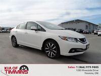 2013 Honda Civic Touring LEATHER SUNROOF NAVIGATION