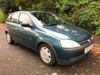 Vauxhall Corsa 1.2 i 16v Comfort 5dr