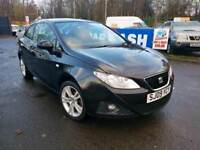 !! SEAT IBIZA PETROL 1.4, SPORT, FINANCE AVAILABLE, YEARS MOT, 3 MONTHS WARRANTY