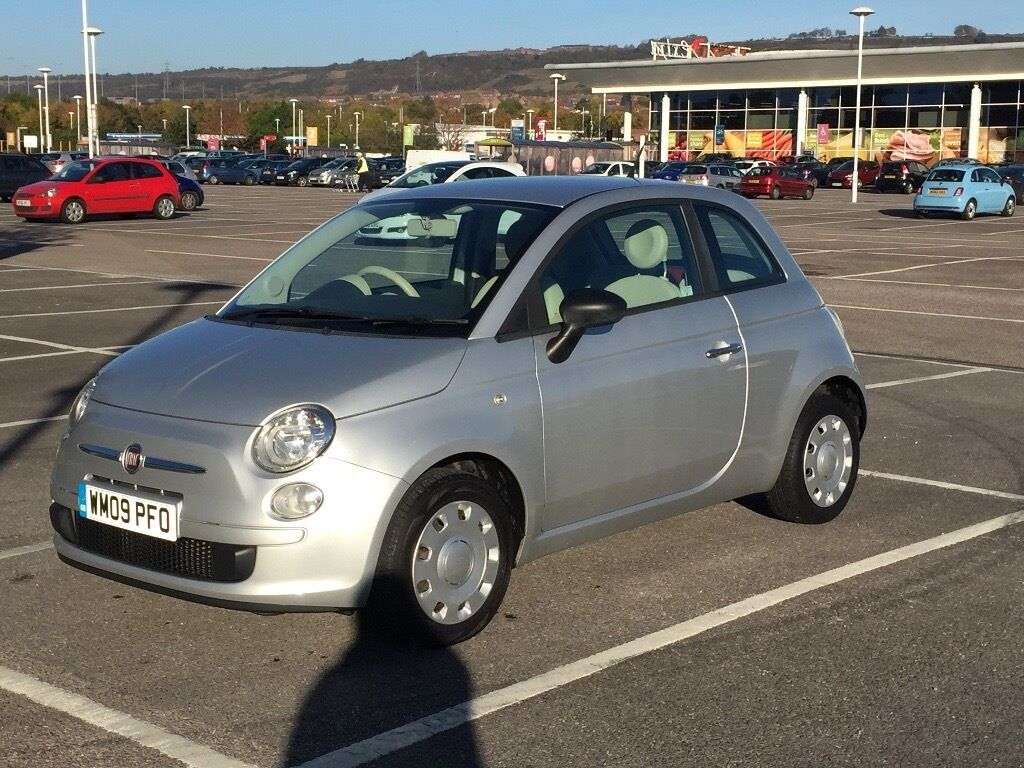 2009 FIAT 500 POP / NEW MOT / PX WELCOME / CAMBELT REPLACED / FINANCE AVAILABLE / WE DELIVER