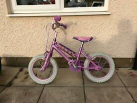 Disney Princess children's bike