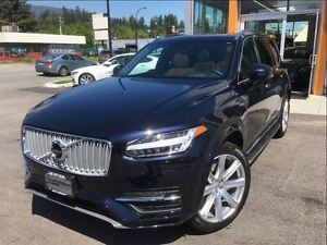 2017 Volvo XC90 Hybrid T8 AWD Inscription