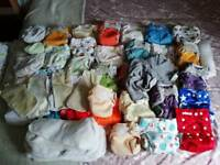 Re usable nappies
