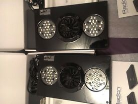 2x ecotech radion xr30w generation 4 pros