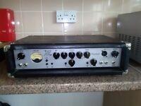 Ashdown mag evo11 600 watt bass amp