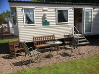 Caravan to let out, dates available from Easter till end of October. Prices from £180
