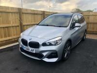 ( 2019 ) BMW 2 series gran tourer 2.0 diesel M Sport 218 D 150BHP