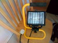 500 watt halogen night light excellent condition