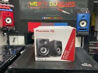 ✅ Pioneer DM-40BT (Bluetooth Edition) Monitor Speakers 10/10 New !!