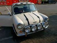 1330cc Austin mini Mayfair with Minilites MOT and more
