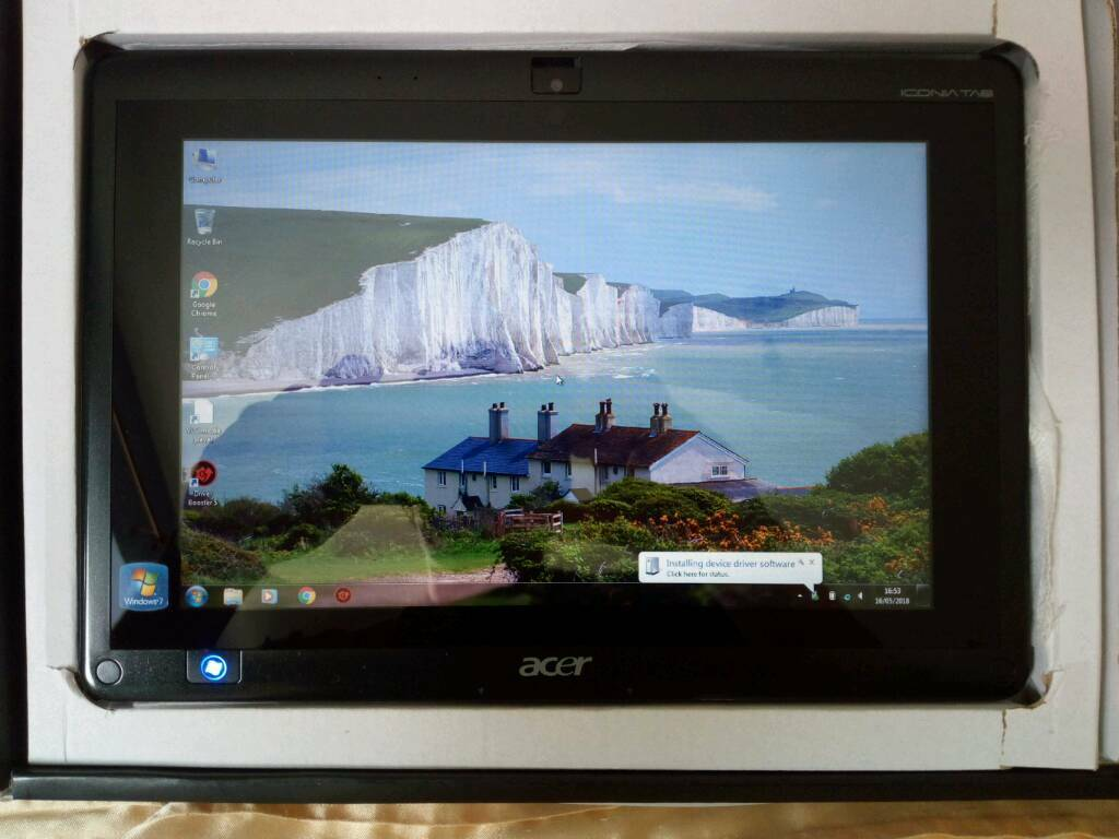 Acer iconia w510 tablet pc