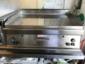 Macfrin Large Gas Grill - Brand New