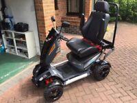 TGA Vita X all terrain mobility scooter
