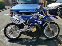 Yamaha YZ125 2004