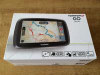 Tom Tom GO 5000 ( Full Europe map !!! ) ( Lifetime maps/traffic !!! )