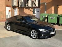 2014 BMW 4 SERIES 435I M SPORT AUTOMATIC F32 COUPE DAMAGED SALVAGE REPAIRABLE