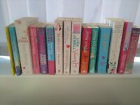 Female Fiction books X 15 only £3.50 Jenny Colgan Annabel Giles Josie Lloyd